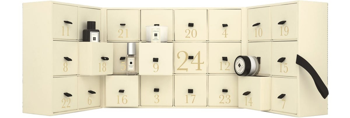Jo Malone Advent Calendar 2019 - The LDN Diaries