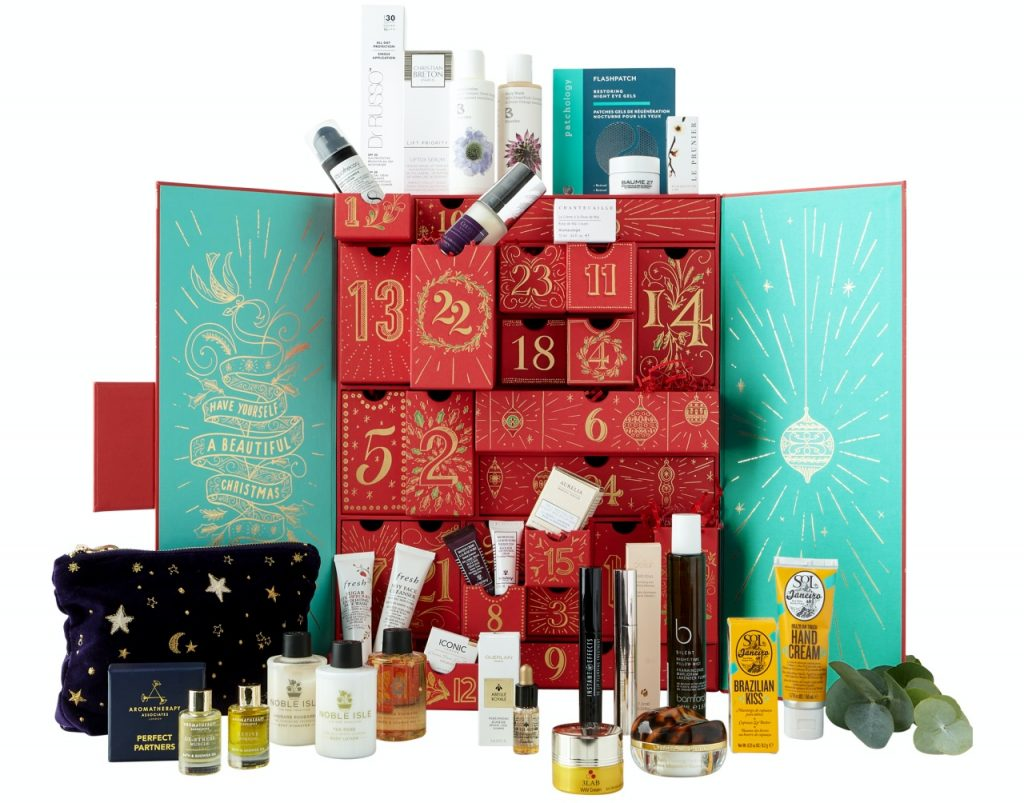 Fortnum & Mason advent calendar 2020