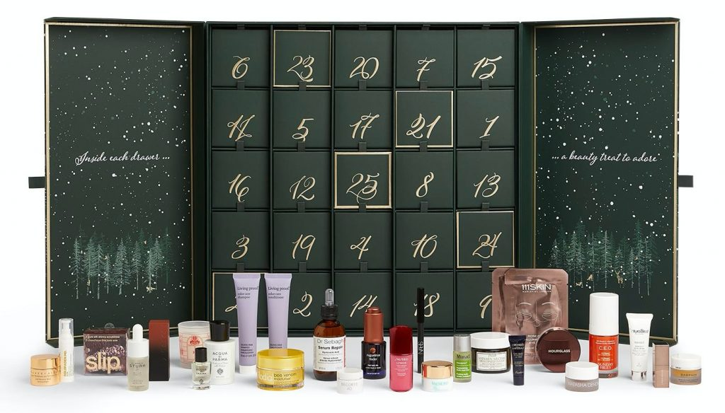 Harrods Beauty Advent Calendar 2020