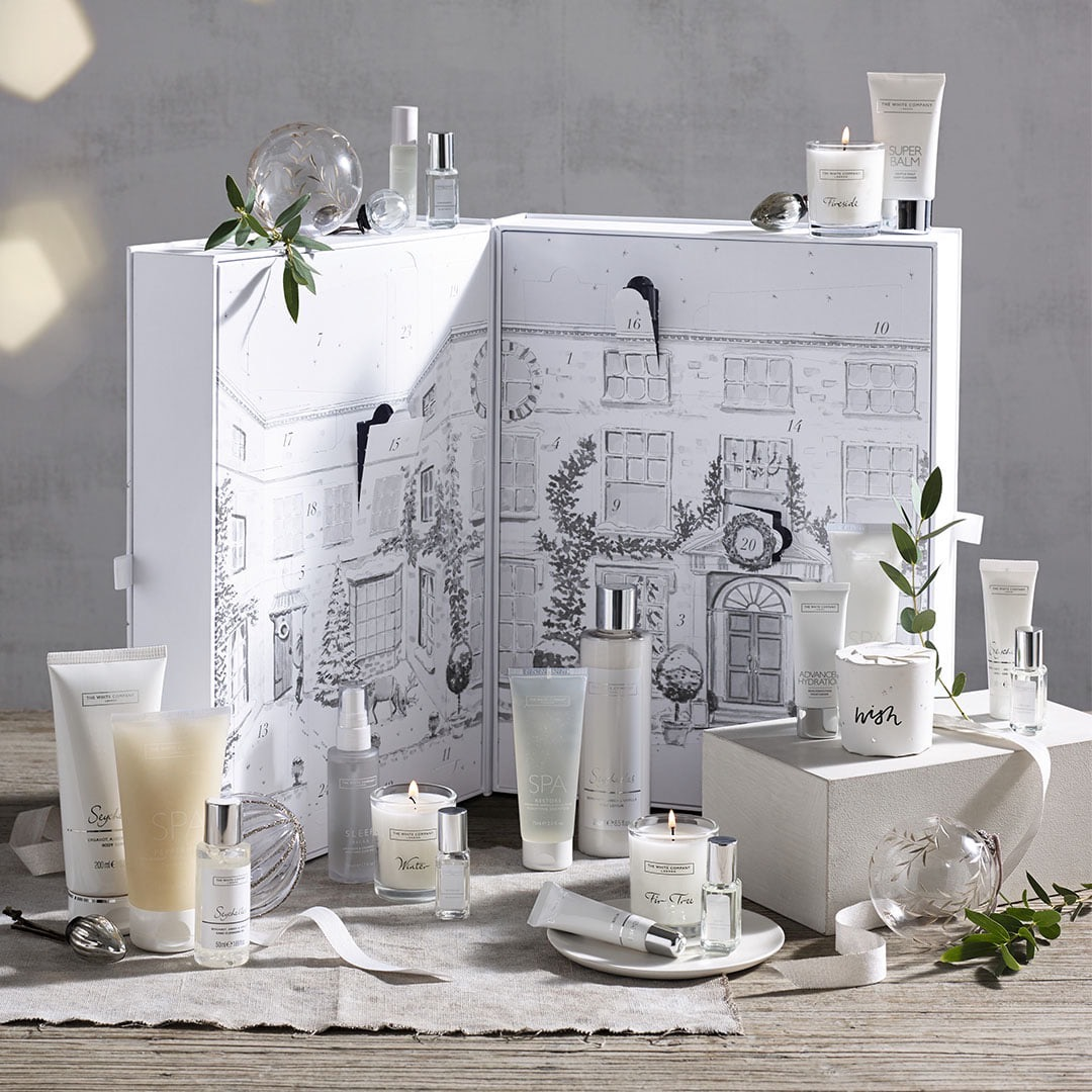 White Company Advent Calendar 2019
