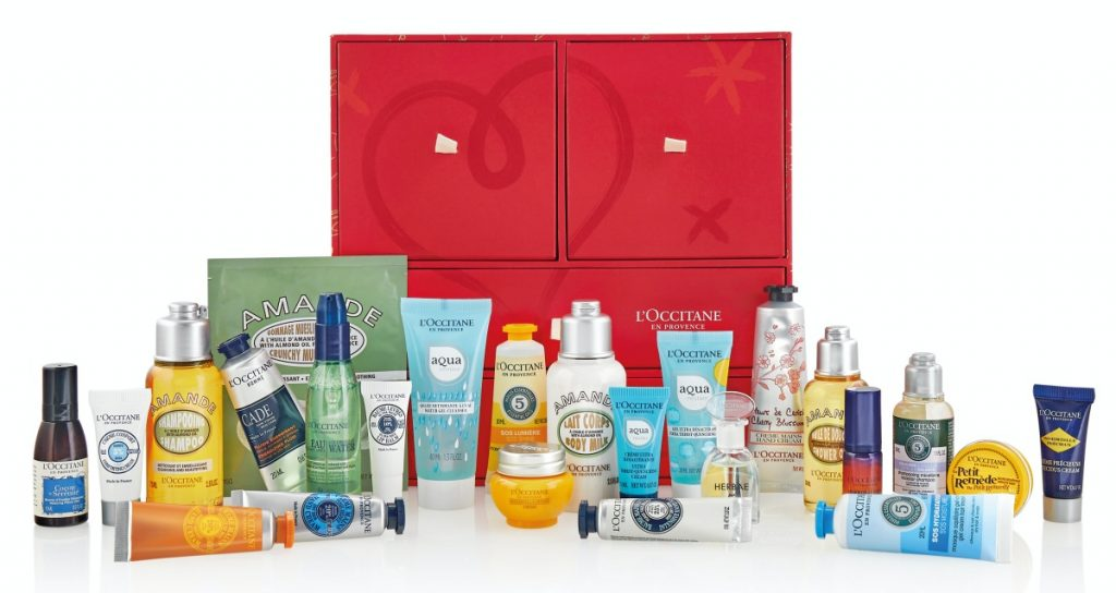 L'OCCITANE Premium Advent Calendar 2020