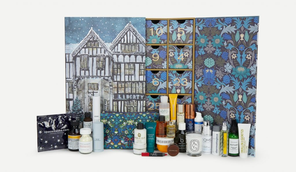 Liberty London Beauty Advent Calendar 2020