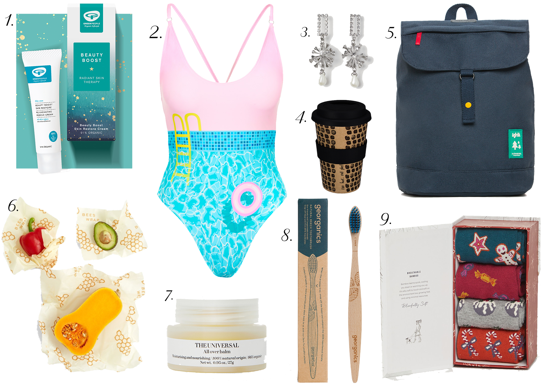 Sustainable Gift Ideas Christmas Gift Guide 2019 - The LDN Diaries