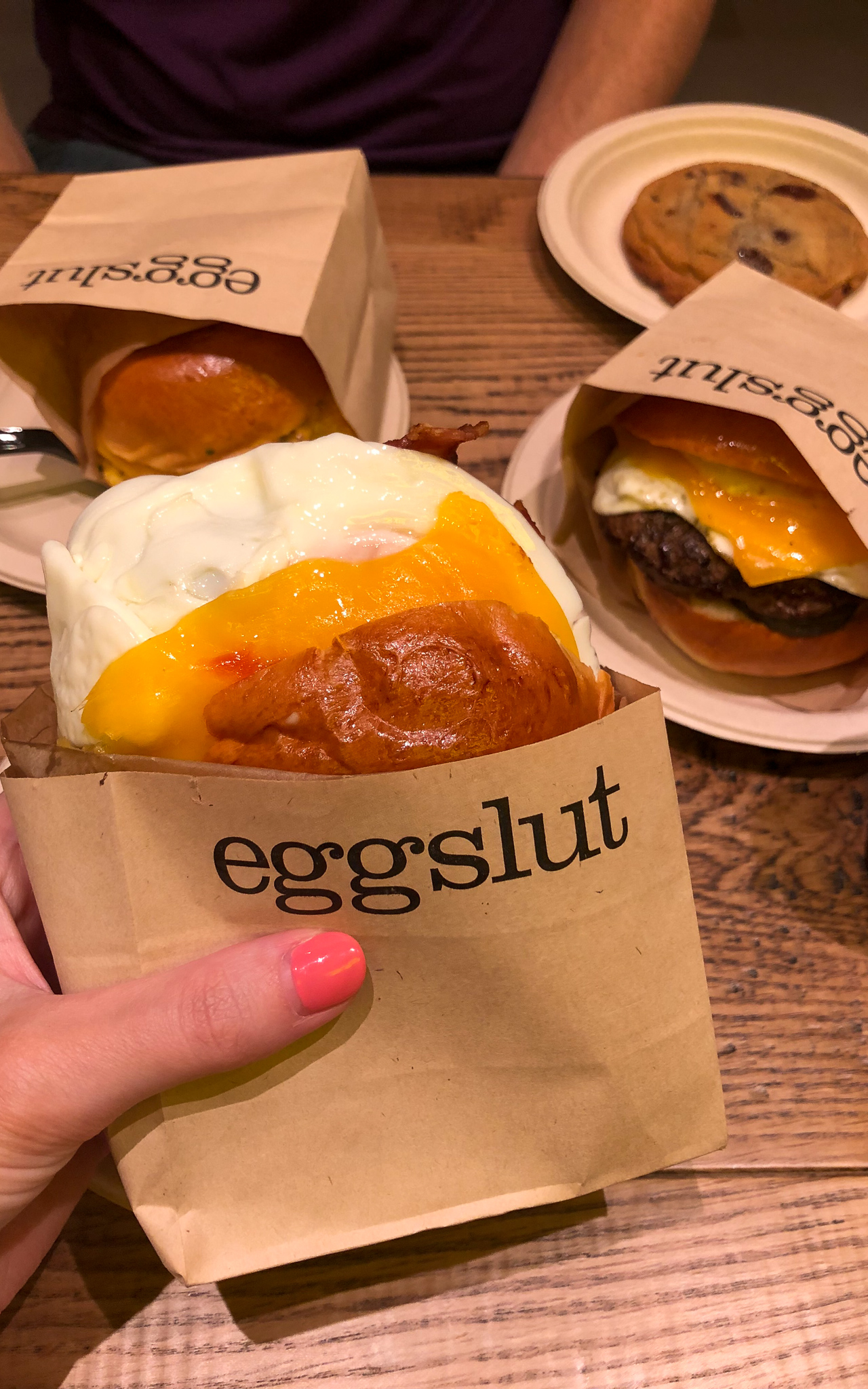 Eggslut - Things To Do West London | The LDN Diaries