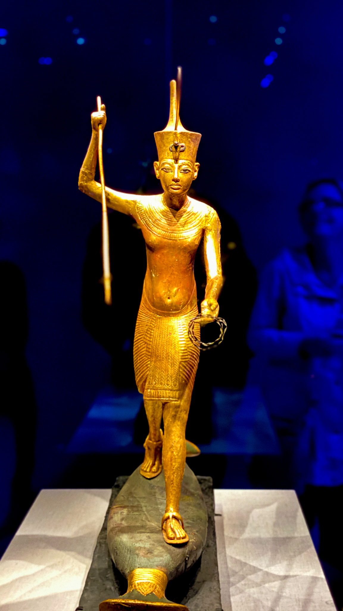 Tutankhamun London Exhibition - Things To Do West London | The LDN Diaries