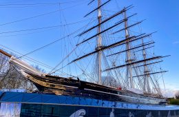 Cutty Sark Greenwich - Things To Do In Greenwich | The LDN Diaries