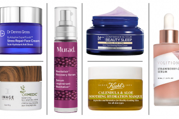 9 Best Products For Stressed Skin