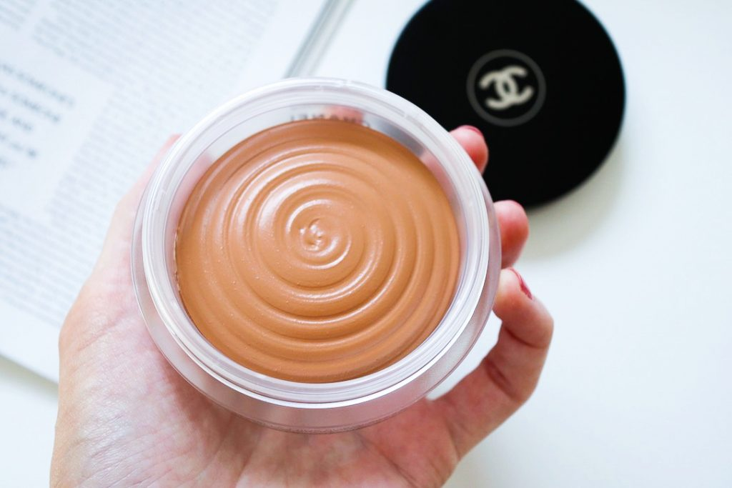 Chanel les beiges healthy glow bronzing cream