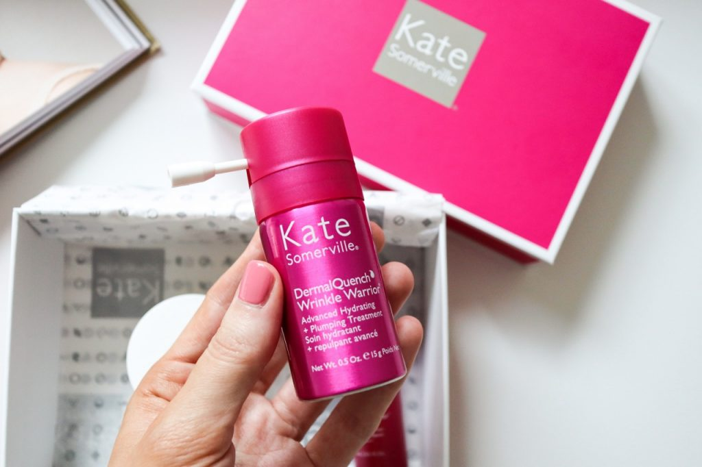 Kate Somerville DermalQuench Wrinkle Warrior Advanced Hydrating + Plumping Treatment