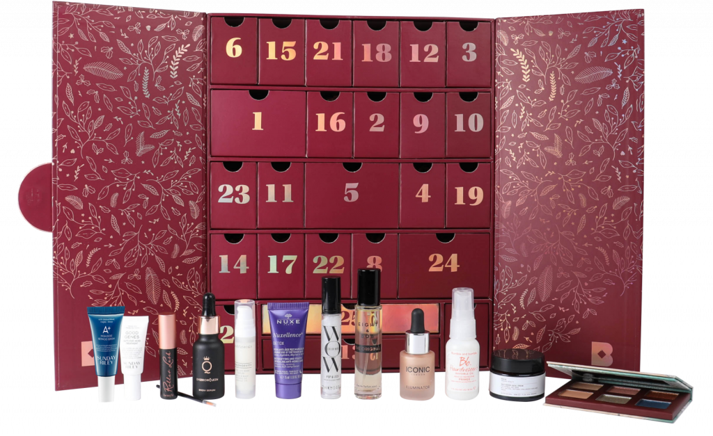 Birchbox Advent Calendar 2020 Contents