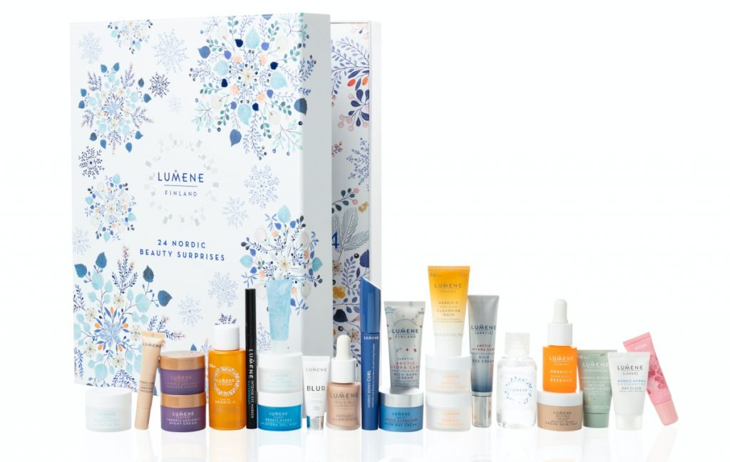 Lumene Nordic Nature Advent Calendar With Products