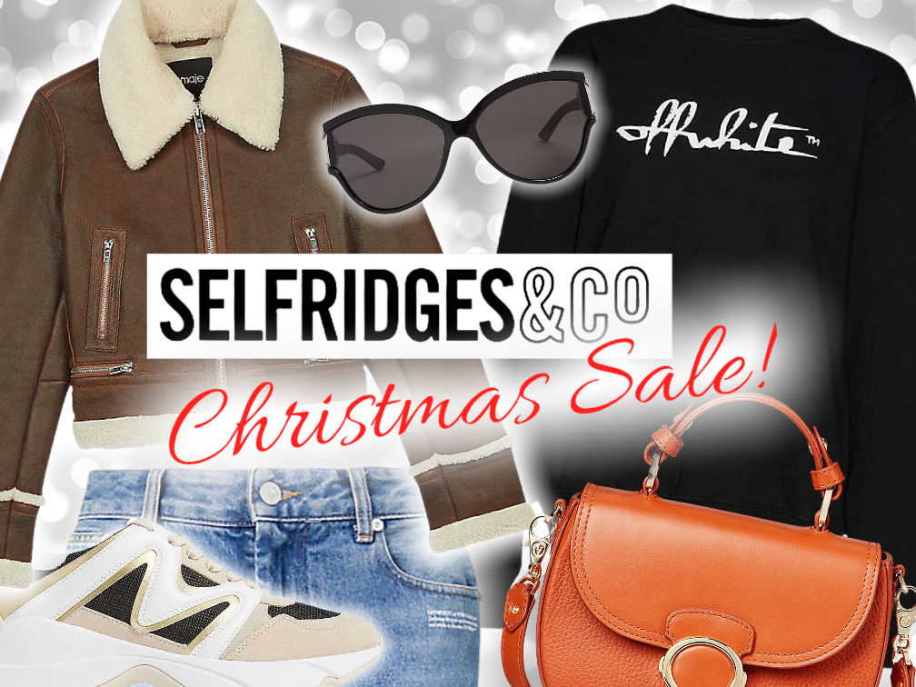 Selfridges Christmas Sale Thumbnail